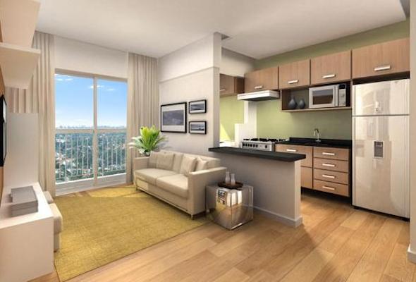 Casa com menos paredes – Ambientes que se unem-6
