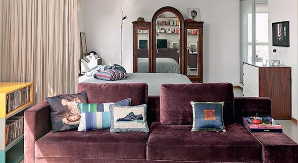 Casa com menos paredes – Ambientes que se unem-9