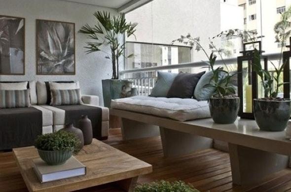 Como montar uma sala de estar na varanda do apartamento-10
