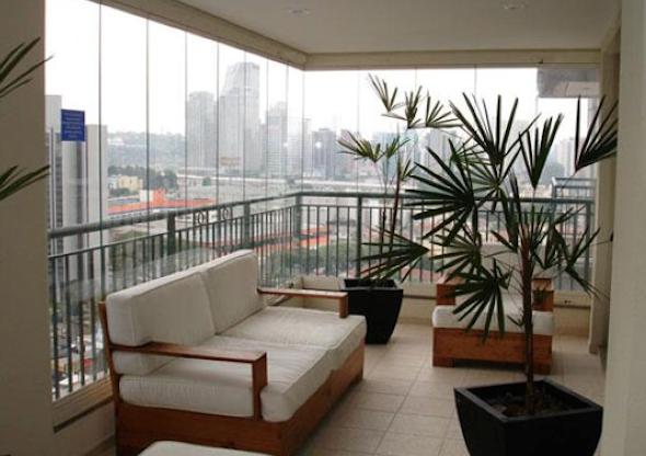 Como montar uma sala de estar na varanda do apartamento-6