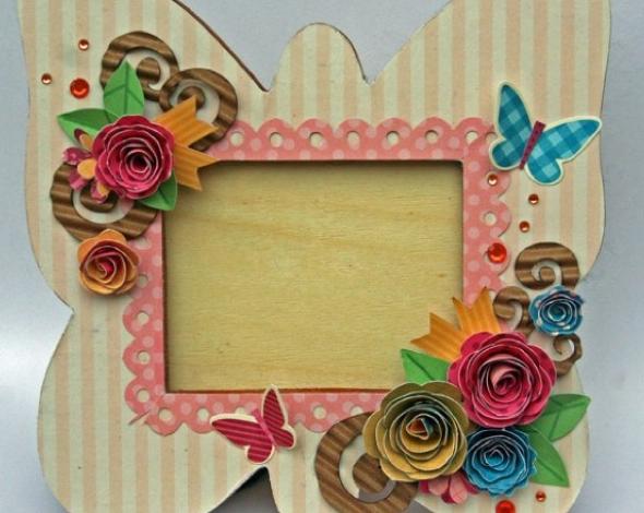 10-Como fazer porta-retrato para decorar