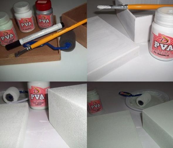 3-pintar mdf em casa