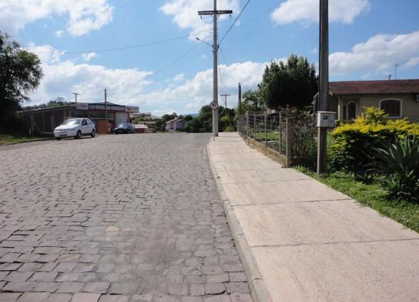 Pisos cimentícios em calçadas 010