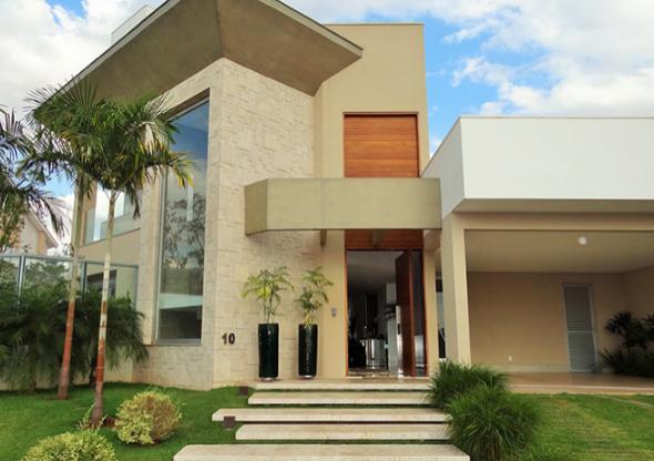 4 maneiras de renovar a fachada de casa e um v deo tutorial