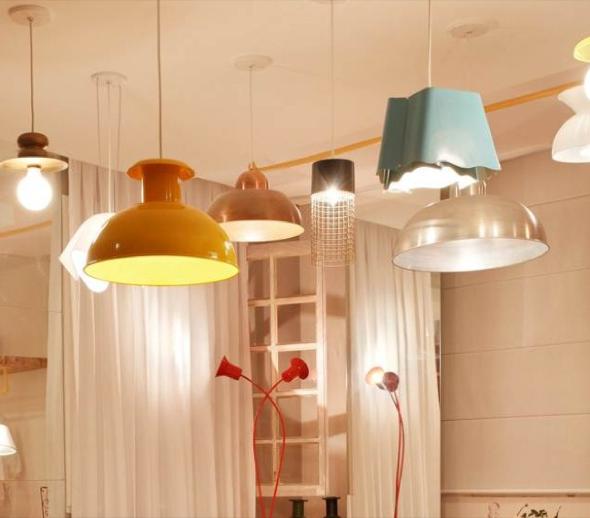 9-Como montar uma luminária pendente reciclável