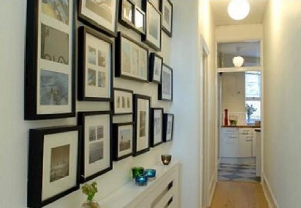 Como fazer arranjos de quadros nas paredes-13
