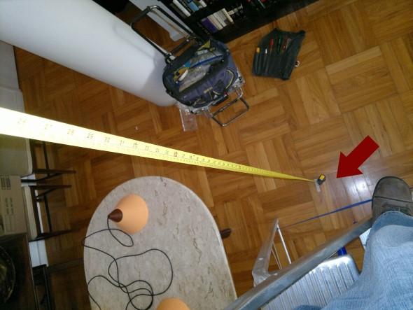 Como instalar uma luminária pendente 005