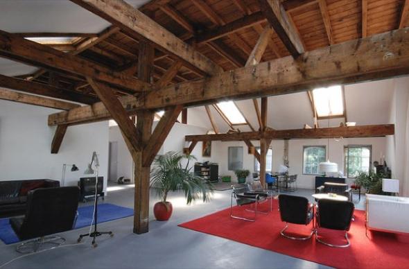 Transformar uma antiga fábrica em uma casa-6