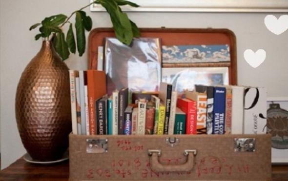 10-Como expor livros em sua casa