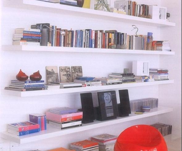 11-Como expor livros em sua casa