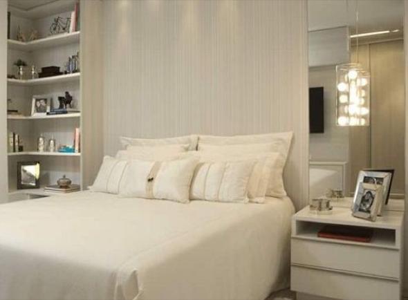 14-Usar luminárias pendentes no quarto