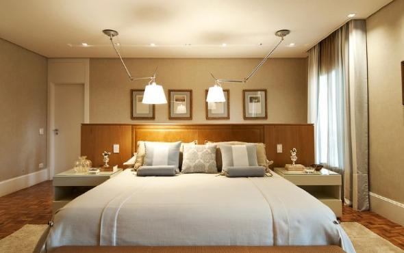 16-Usar luminárias pendentes no quarto
