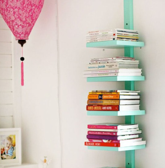 2-Como expor livros em sua casa