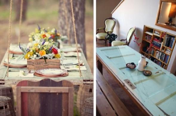 3-Como fazer mesa com porta