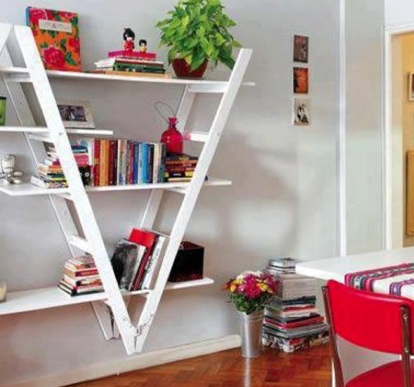 4-Como expor livros em sua casa