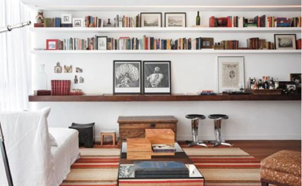 5-Como expor livros em sua casa