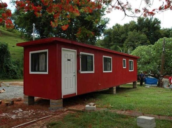 6-Casas de container