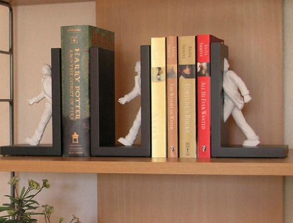 9-Como expor livros em sua casa
