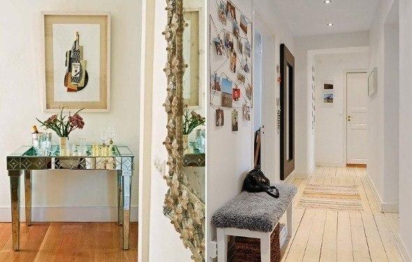 4 maneiras para decorar um hall de entrada de apartamento for Como decorar mi apartamento