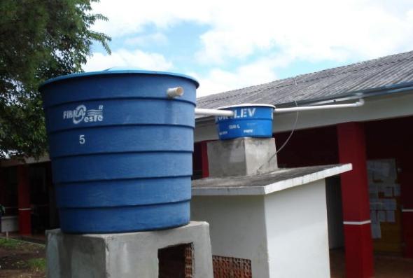 1-cisterna caseira como fazer