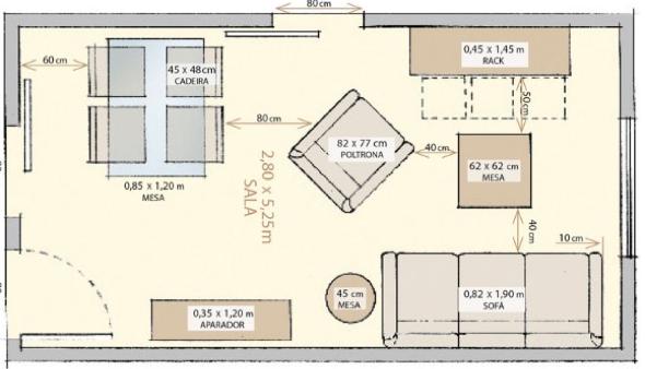 1-plantas de casas com salas grandes