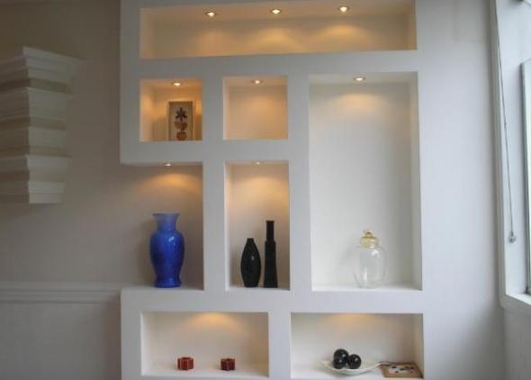 10-Projetos em drywall para salas