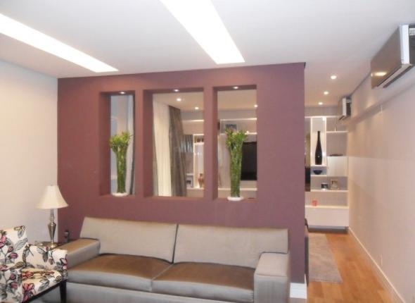 3-Projetos em drywall para salas