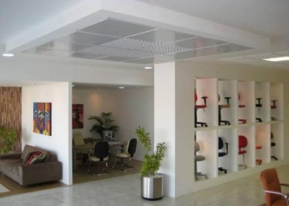 5-Projetos em drywall para salas