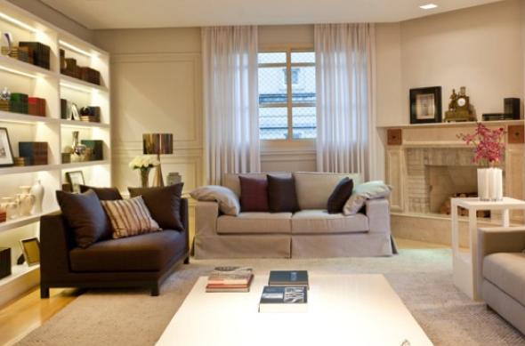 6-Projetos em drywall para salas