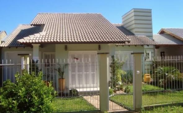 7-Fachadas de casas em cores claras a nova tendência