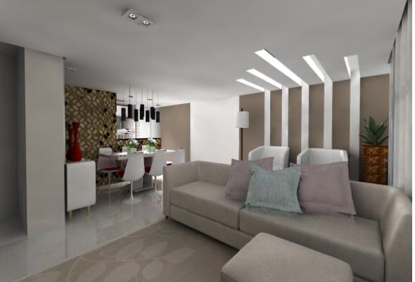 9-Projetos em drywall para salas