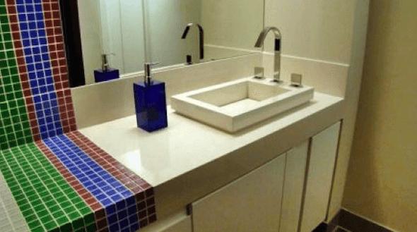 Bancada para banheiro os melhores modelos 9