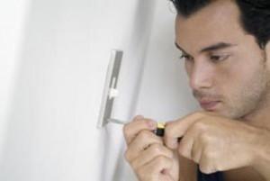 Como trocar interruptor de lâmpada 001