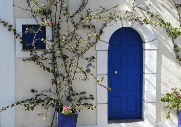 11-Portas coloridas para casa
