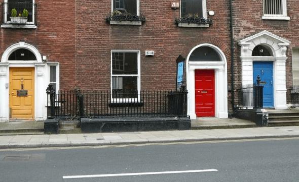 15-Portas coloridas para casa