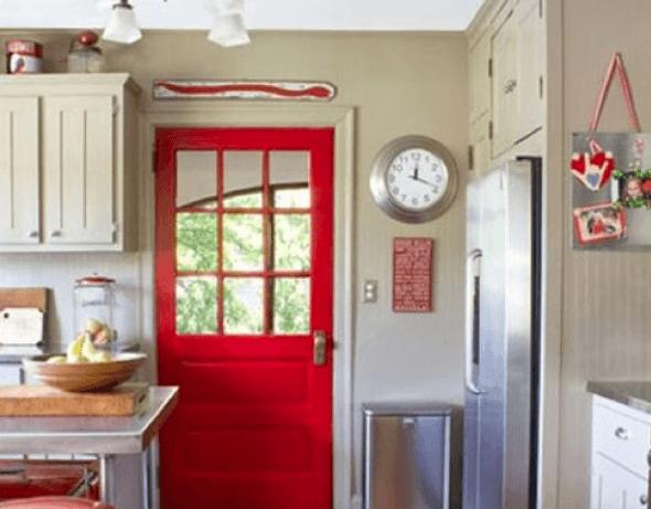 18-Portas coloridas para casa
