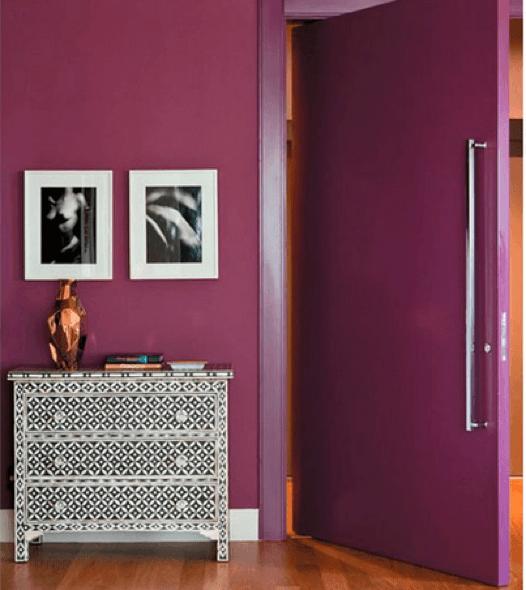 20-Portas coloridas para casa