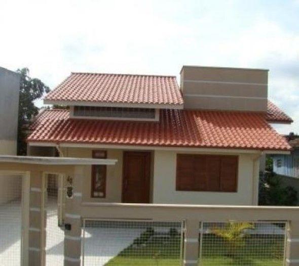 Top 14 fachadas de casas com telhados diferentes e ousados SH37