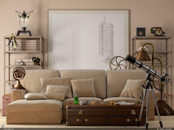 Salas-decoradas-com-objetos-reciclados-012