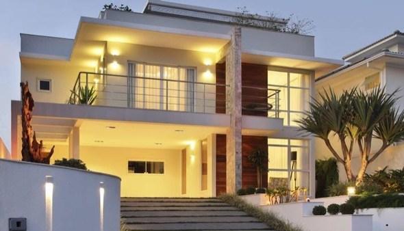 4-Como pintar fachada de casa em 8 passos e dicas