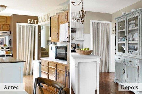 Resultado de imagem para moveis reformados cozinha