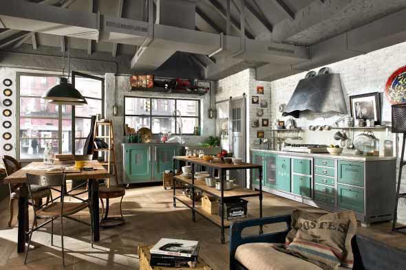 Decoração-industrial-para-cozinha-016