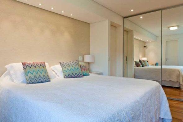 Cores ideias para pintar o quarto do casal e 14 lindos  ~ Cores Para Parede Quarto De Casal