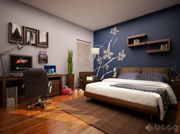 10-cores para quartos de casal
