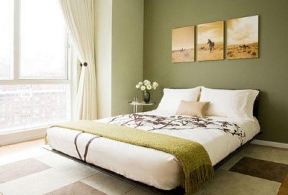 3-cores para quartos de casal