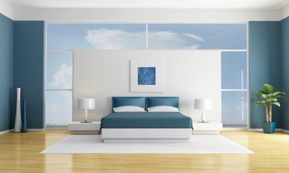 4-cores para quartos de casal