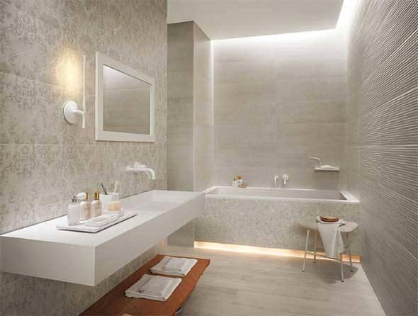 Banheiro sem janela, 4 maneiras para resolver este problema # Como Fazer Um Banheiro Moderno Habbo