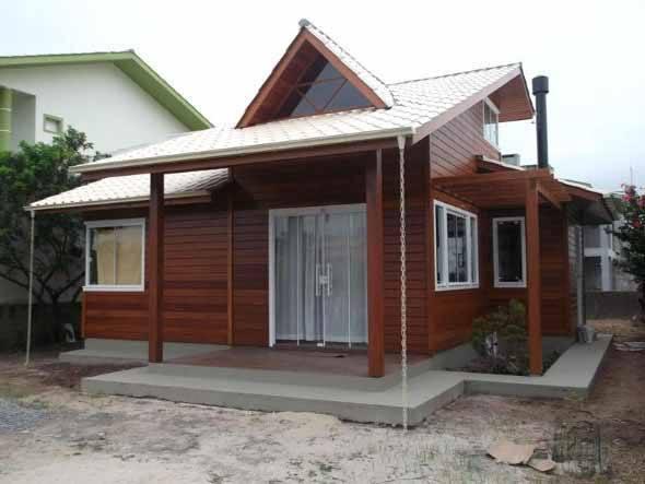 14 modelos de casas pr fabricadas pequenas e seus 6 for Modelo de casa pequena para construir