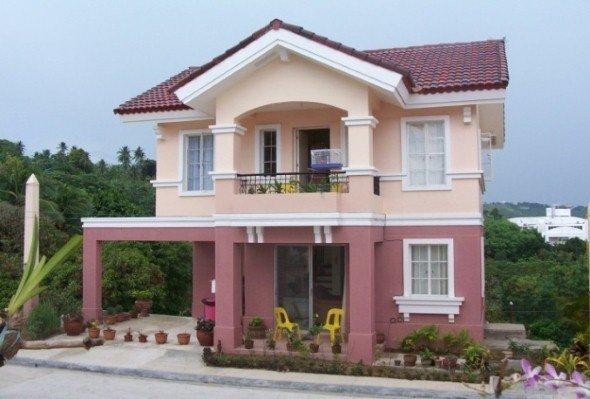15 fachadas de casas cl ssicas com materiais modernos for Modelos de fachadas para casas