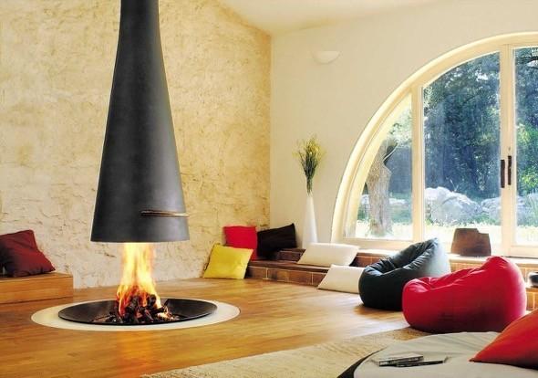 3-tipos de lareiras e projetos com lareiras